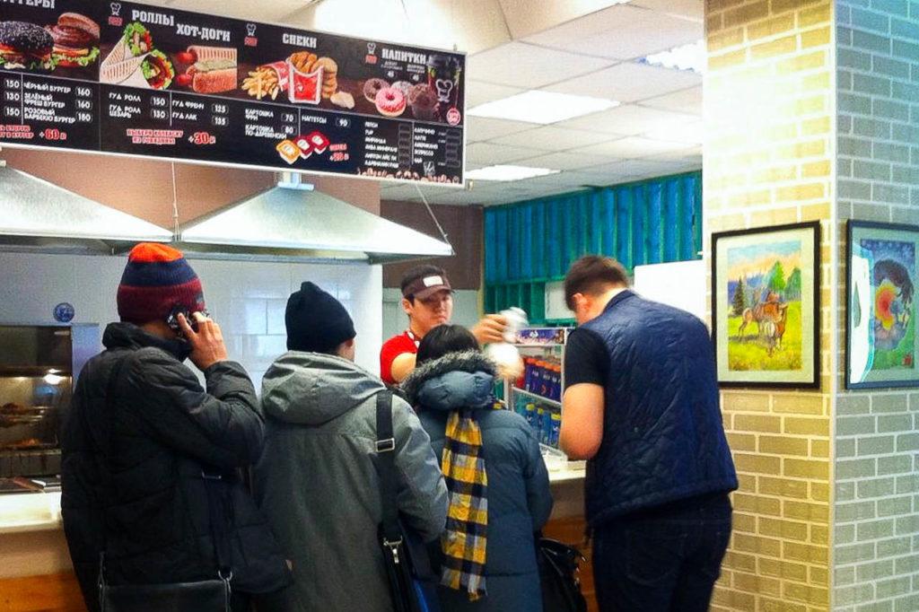 Ещё одно кафе GOOD FOOD открылось в Якутске